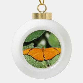 Julia Heliconian Dryas Julia Ornament