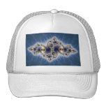 Julia In Blue - Fractal Art Trucker Hat