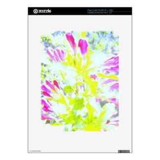 Julia iPad 2 Calcomanía