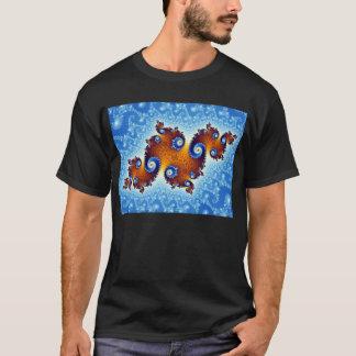 Julia Island Mandelbrot Set T-Shirt