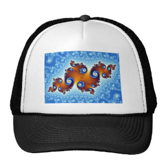 Julia Island Mandelbrot Set Trucker Hat