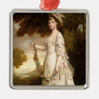 Julia Keathberry Christmas Tree Ornament