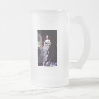 Julia Louise Bosville, Lady Middleton Frosted Glass Beer Mug