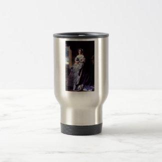 Julia Louise Bosville, Lady Middleton 15 Oz Stainless Steel Travel Mug