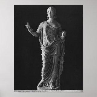 Julia Mamaea  mother of Emperor Severus Alexander Posters