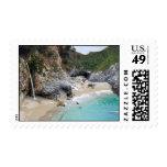 Julia phifer burns State Park, Big Sur CA Stamp