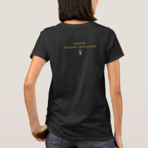 Julia Strong! Joshua 1:9 T-Shirt