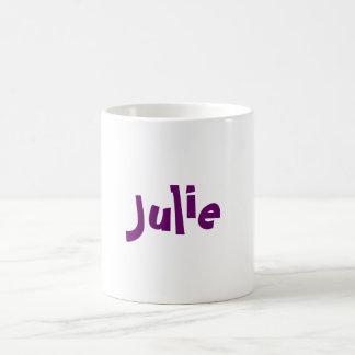 Julia Taza De Café