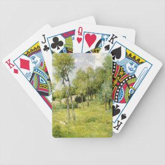 Julian Alden Weir- Midsummer Landscape Card Deck