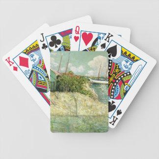 Julian Alden Weir- Nassau, Bahamas Card Decks