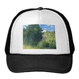 Julian Alden Weir- Ravine near Branchville Trucker Hat