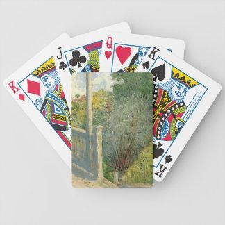 Julian Alden Weir- The Veranda Card Decks