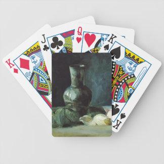 Julian Alden Weir- Vase and Roses Card Decks