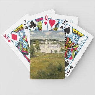 Julian Alden Weir- Willimantic Thread Factory Playing Cards