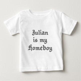 Julian is my homeboy tee shirt