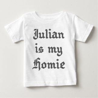 Julian is my homie shirt