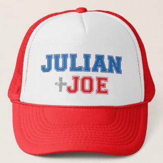 Julian + Joe Trucker cap