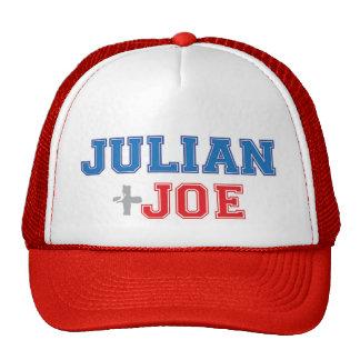 Julian + Joe Trucker cap Trucker Hat