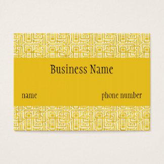 Julianna Chubby Business Card