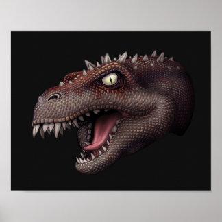 Julianosaurus Priyex Póster