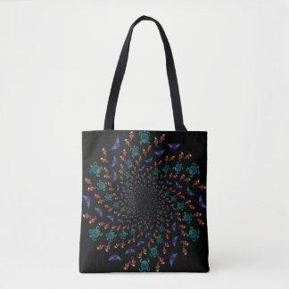 Julia's Marine Design Tote Bag