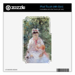 Julie Manet by Berthe Morisot Skin For iPod Touch 4G