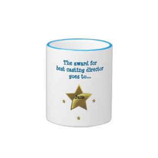 JULIE: The Award For Best Casting Director Coffee Mug