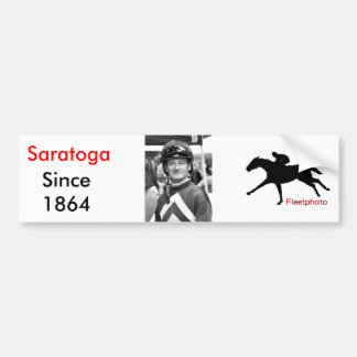 Julien Leparoux Bumper Sticker