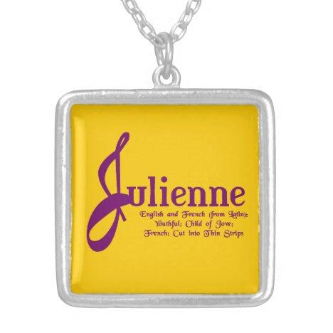 Julienne Necklace