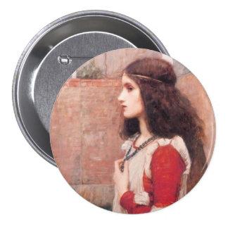 Juliet Pinback Buttons