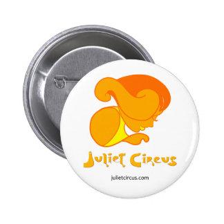 Juliet Circus - Classic Logo Pinback Button