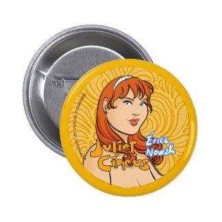 Juliet Circus - Erica Nowak Button