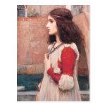 Juliet de John William Waterhouse Postal