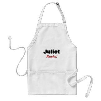 Juliet Rocks Adult Apron