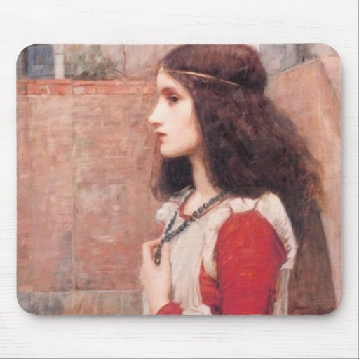 Juliet Tapete De Ratón