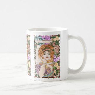 Juliet's Flower Bower Coffee Mug