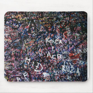 Juliet's Wall Mouse Pad