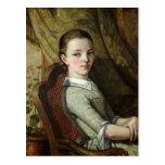 Juliette Courbet  1844 Postcards