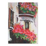 Juliette's Window 5x7 Paper Invitation Card