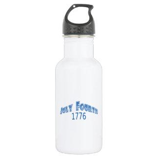Julio azul Fouth 1776