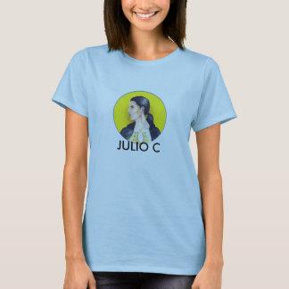 Julio C Logo Baby Tee