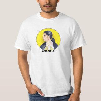 Julio C Logo cotton T T-Shirt