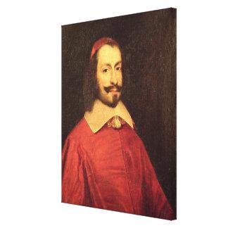 Julio cardinal Mazarin Impresiones En Lienzo Estiradas