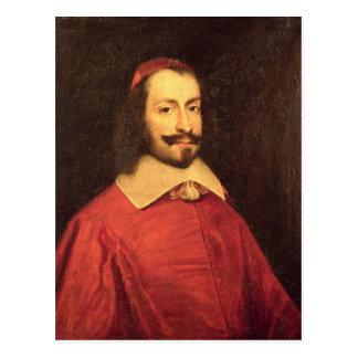Julio cardinal Mazarin Postal