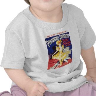 Julio Cheret Pantomimes Lumineuses Camiseta