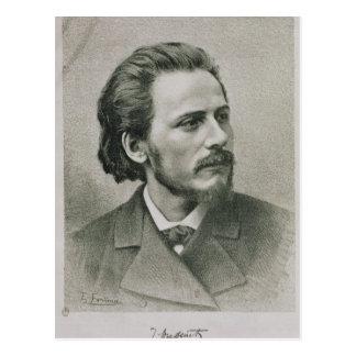 Julio Emilio Massenet Tarjetas Postales