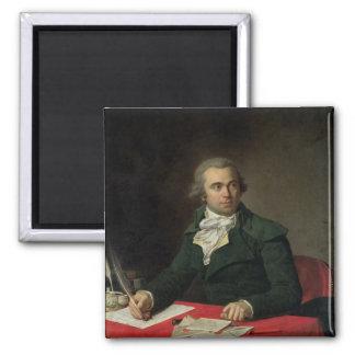Julio-Francois pela 1793 Imán Cuadrado