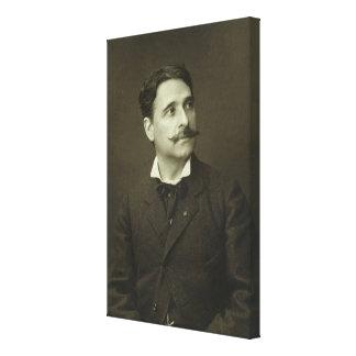 Julio Garnier (1847-89), de 'Galerie Contemporai Lona Estirada Galerías