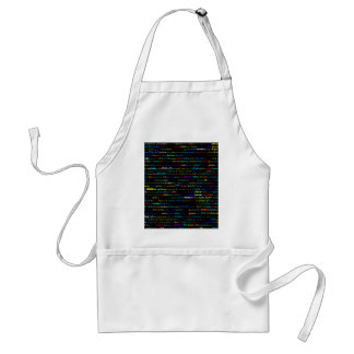 Julio Text Design I Standard Apron