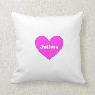 Julissa Throw Pillow